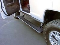 Image 75116-01A-PowerStep Running Board-Black