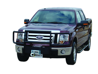 Image 33639B Winch Grille Guard - Black