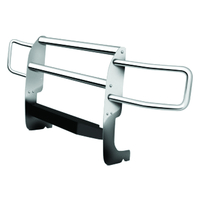 Image 33669 Winch Grille Guard - Chrome
