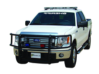 Image 39039 - Push Bumper - Full Wrap - Black