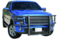 Image 44639 Rancher Grille Guard - Black - UA Finish