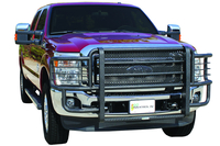 Image 44644 Rancher Grille Guard - Black - UA Finish