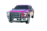 Image 44650 Rancher Grille Guard - Black - UA Finish