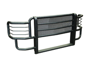Image 44666 Rancher Grille Guard - Black - UA Finish