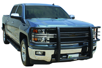 Image 44736 Rancher Grille Guard - Black - UA Finish