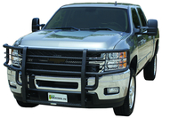 Image 44751 Rancher Grille Guard - Black - UA Finish