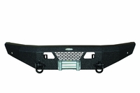 Image 58106 Baja Bumper - Black - UA Finish