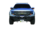 Image 58139RAP Baja Bumper - Black - UA Finish