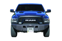 Image 58169 Baja Bumper - Black - UA Finish