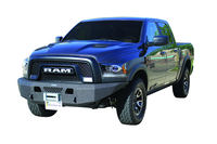 Image 58171 Baja Bumper - Black - UA Finish