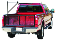 Image 6618B - Painted Straight Tailgate - Black