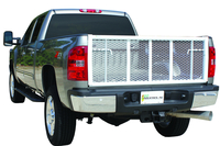 Image 6634 - Painted Straight Tailgate -White