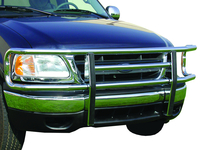 Image 77634 - Big Tex Grille Guard - Chrome