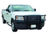 Image 77636B - Big Tex Grille Guard - Black