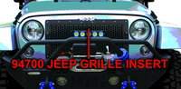 Image 94700 - Jeep Grille Insert