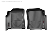 Image 440011 -Floor Mat Set - FloorLiner - DigitalFit - Black