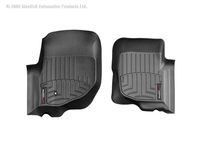 Image 440081 -Floor Mat Set - FloorLiner - DigitalFit - Black