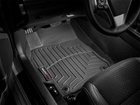 Image 44002-1-3 -Floor Mat Set - FloorLiner - DigitalFit - Black
