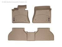 Image 45573-1-2 -Floor Mat Set - FloorLiner - DigitalFit - Tan