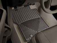 Image W321CO -Floor Mat Set - All Weather Floor Mats - Cocoa