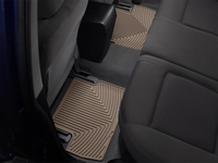 Image W100TN -Floor Mat Set - All Weather Floor Mats - Tan