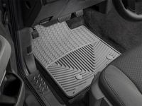 Image W225GR -Floor Mat Set - All Weather Floor Mats - Gray