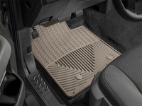 Image W225TN-W50TN -Floor Mat Set - All Weather Floor Mats - Tan