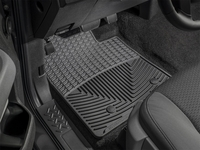 Image W102 -Floor Mat Set - All Weather Floor Mats - Black