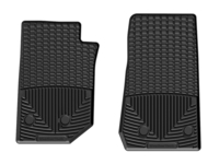 Image W321 -Floor Mat Set - All Weather Floor Mats - Black