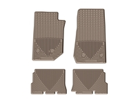 Image W321TN-W322TN -Floor Mat Set - All Weather Floor Mats - Tan