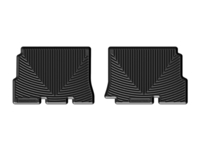 Image W322 -Floor Mat Set - All Weather Floor Mats - Black
