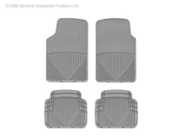 Image W3GR-W50GR -Floor Mat Set - All Weather Floor Mats - Gray