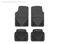 Image W3-W50 -Floor Mat Set - All Weather Floor Mats - Black
