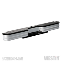Image 20022 - SureStep Universal Style Rear Bumper - Bumper Replacements - Silver