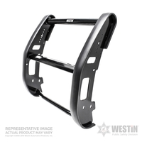 Image 36-2055 - Push Bumper Elite - Push Bumper - Black