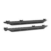 Image 42-6015 - Snyper Triple Tube Rock Rail - Steps - Textured Black
