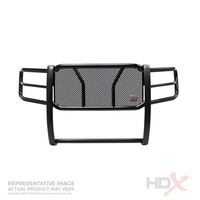 Image 57-2015 - HDX Heavy Duty Grille Guard - Grille Guards -  Black Steel