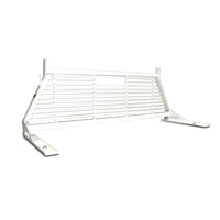Image 57-8023 - HDX Heavy Duty Headache Rack - Rack Systems - White