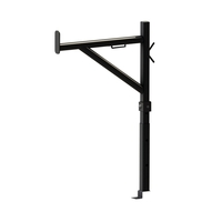 Image 57-9005 - HDX Ladder Carrier - Rack Systems - Black