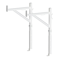 Image 57-9013 - HDX Ladder Carrier - Rack Systems - White