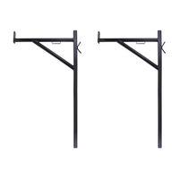 Image 57-9015 - HDX Ladder Carrier - Rack Systems - Black