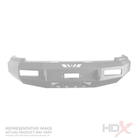 Image 58-14051R - HDX Front Bumper - Bumper Replacements - Raw