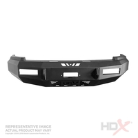 Image 58-141515NW - HDX Front Bumper - Bumper Replacements - Textured Black