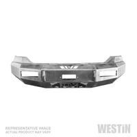 Image 58-14171R - HDX Front Bumper - Bumper Replacements - Raw