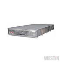 Image 80-HBS340 - Bedsafe Box - Safe Box/Storage - Polished Aluminum