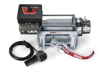 Image WARN M8000-lb Winch - With Steel Cable