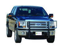 Image 77639 - Big Tex Grille Guard - Chrome
